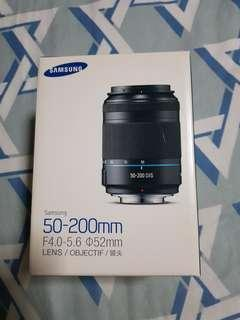 Samsung 50-200mm F4.0-5.6 lens