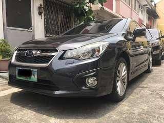 2012 Subaru Impreza 2.0 Sport CVT low mileage