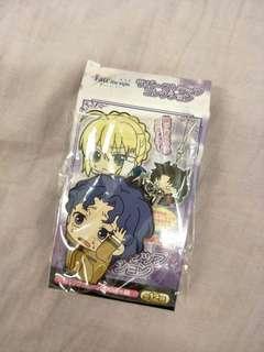 Fate/Stay Night HF Matou Shinji Strap