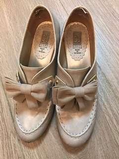 台灣製造 蝴蝶結鞋