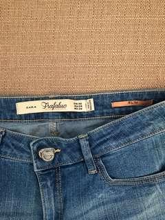 🚚 Zara slim fit jeans