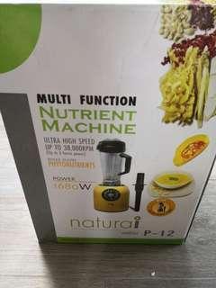 Naturai Nutrient Machine