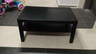 Wooden Black-Brown Coffee Table