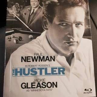 Used criterion collection blu ray The Hustler Paul Newman bluray pool Billiard movie digibook