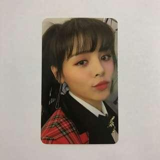 CLC Black Dress Sorn Photocard