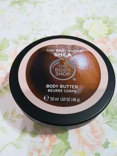 Body Shop Body Butter Shea 50ml