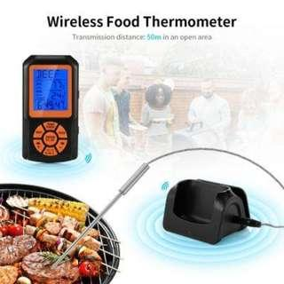 TS - K35 Wireless Food Thermometer Instant-read LCD Screen for Household Use
