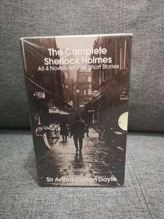 The Complete Sherlock Holmes Boxed Set
