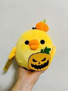 Rilakkuma Halloween Chick Plush