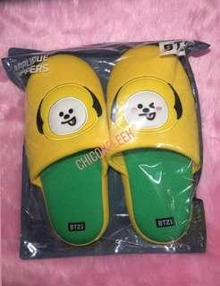 OFFFICIAL CHIMMY APPLIQUE SLIPPERS