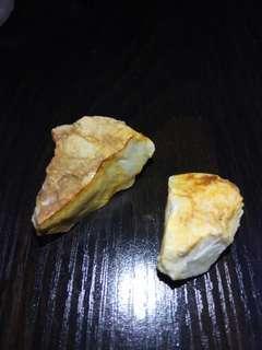 「水晶奇石」 香港 黄皮石英 原石