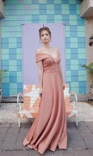 Aprtment 8 Corinthian Gown For Rent