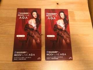 MOOV Live AGA