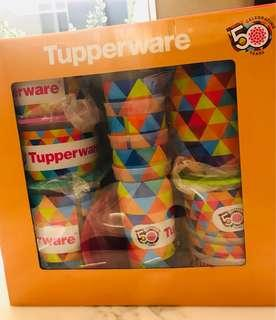 Brand new Tupperware Limited Edition Set