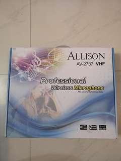 Allison AV27-37 無線咪