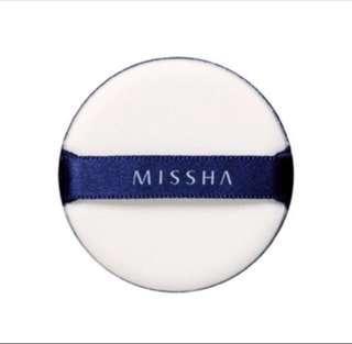 Missha Air In Puff For Bb Cushion