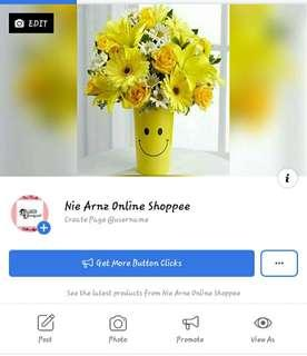 My FB page PROOF OF PURCHASE and items onhand