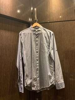 Giordano long sleeve shirt