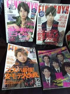 嵐 ARASHI 雜誌-2