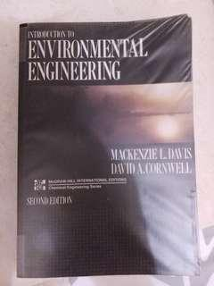 Introduction to Environmental Engineering 大學工程系教科書