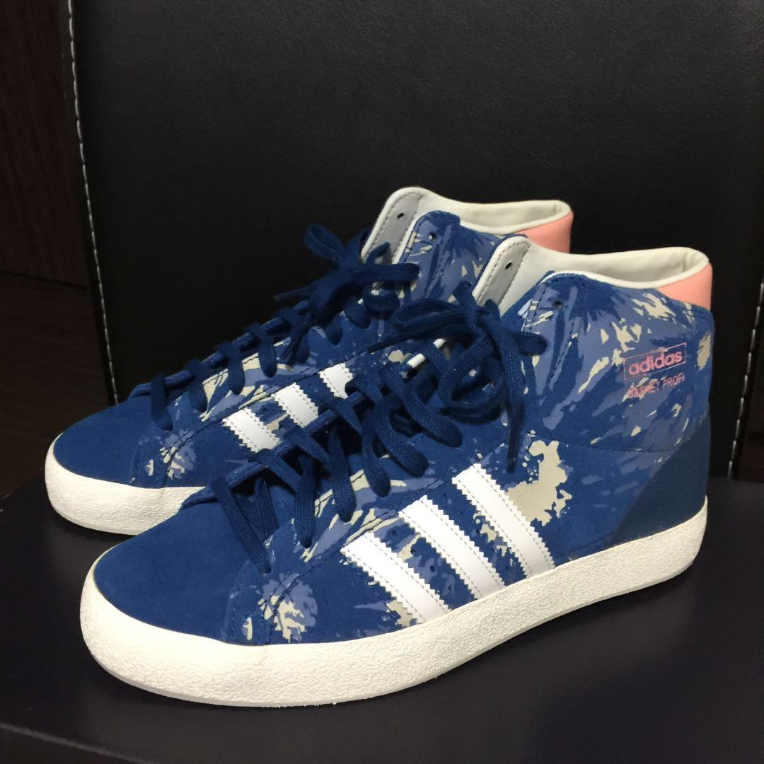 208ed31e Adidas Basket Profi ,size 39, Women's Fashion, Shoes, Sneakers on ...
