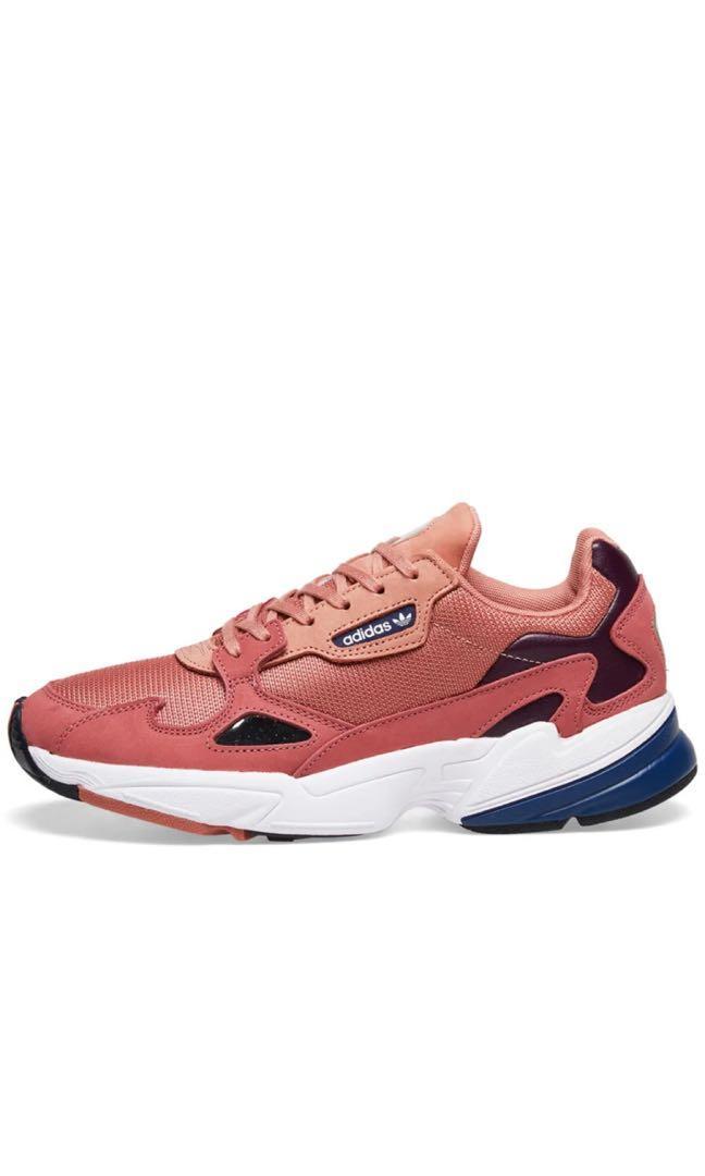 Adidas Falcon Raw Pink \u0026 Dark Blue