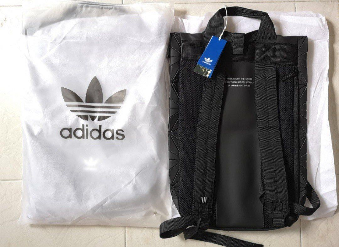 a221ab63cd6 ADIDAS; Issey Miyake Backpack, Sports, Sports Apparel on Carousell