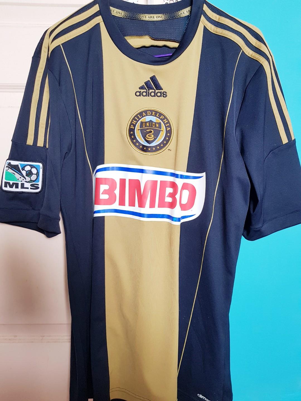 68c839f28 Adidas Philadelphia Union Jersey MLS
