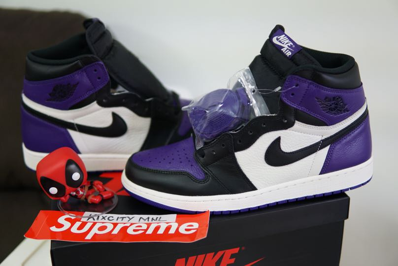 040865dee1c Air Jordan 1 court purple 12 US