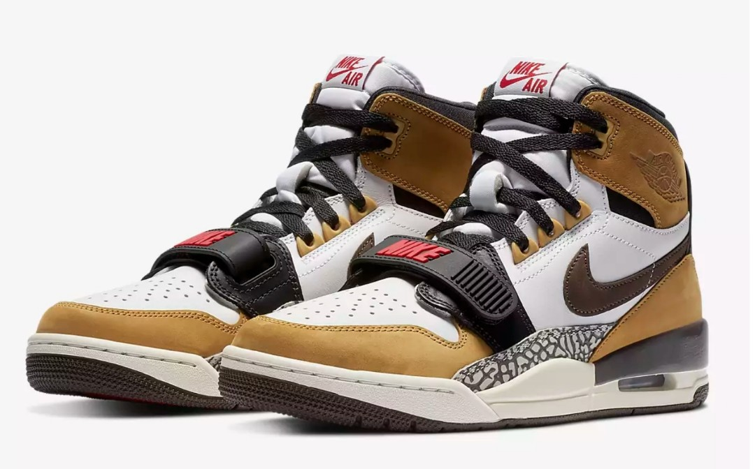 classic fit 77660 19617 Air Jordan Legacy 312 (White Wheat Varsity Red Baroque Brown), Men s ...