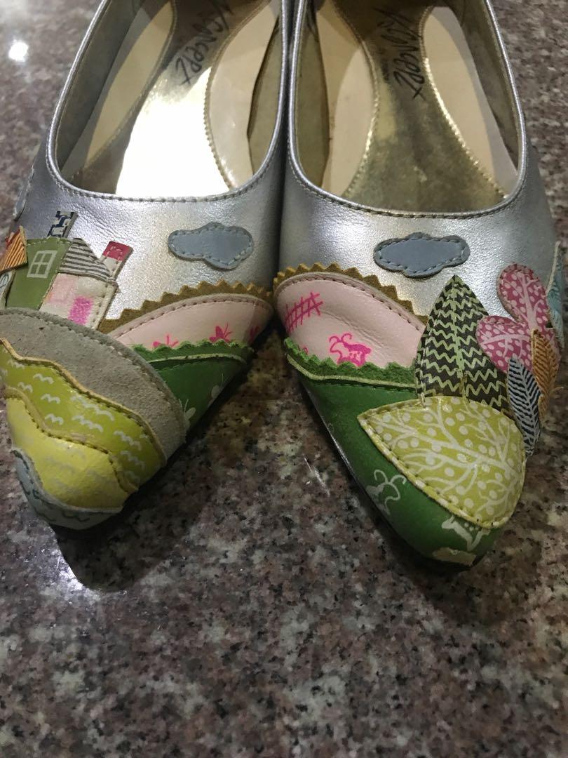 designer low heels