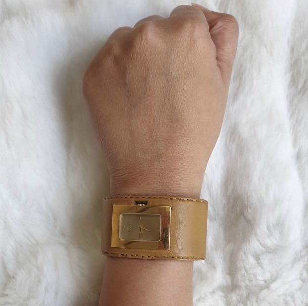 bfe95a72a96 Authentic Gucci 7800L watch