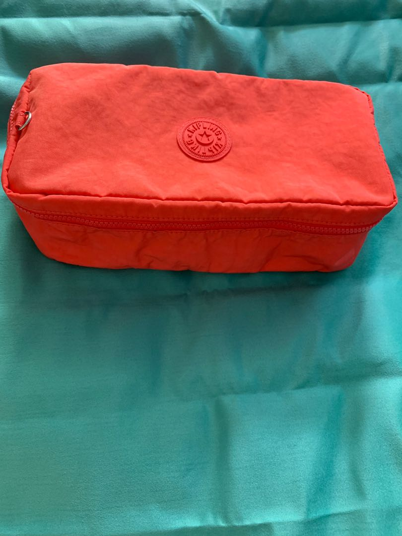 151a025968f Authentic Kipling Travel Pouch, Women's Fashion, Bags & Wallets ...