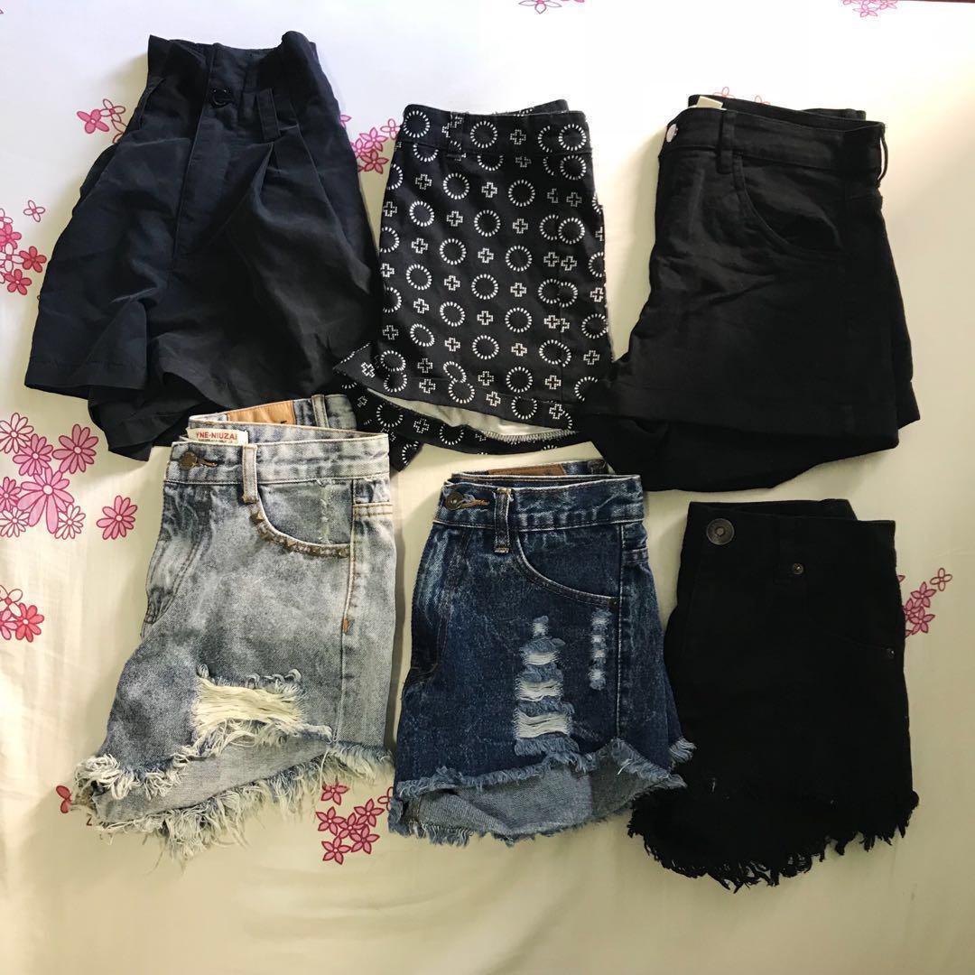 Below 10 Shorts Clearance Sale Womens Fashion Clothes