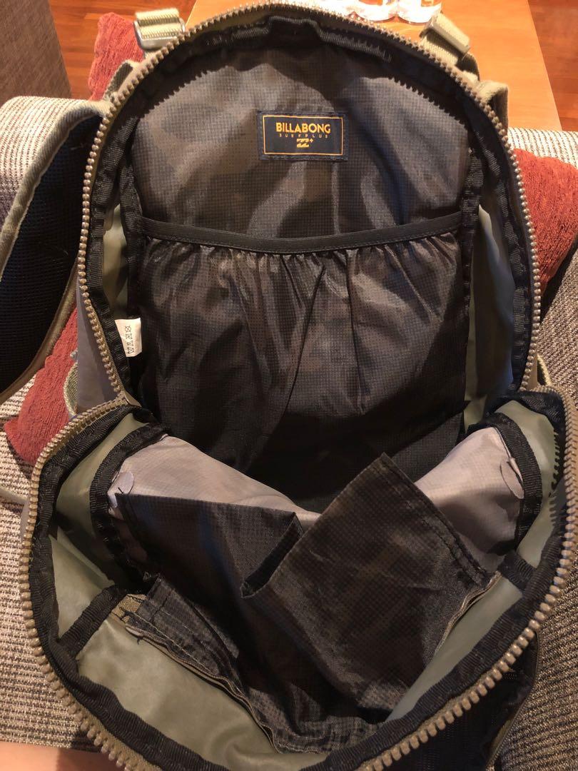 8b8b98ea8 Billabong backpack, Men's Fashion, Bags & Wallets, Backpacks on Carousell