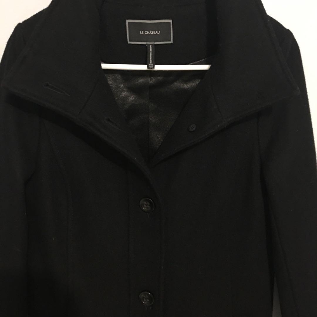 Brand new Le Chateau Wool coat