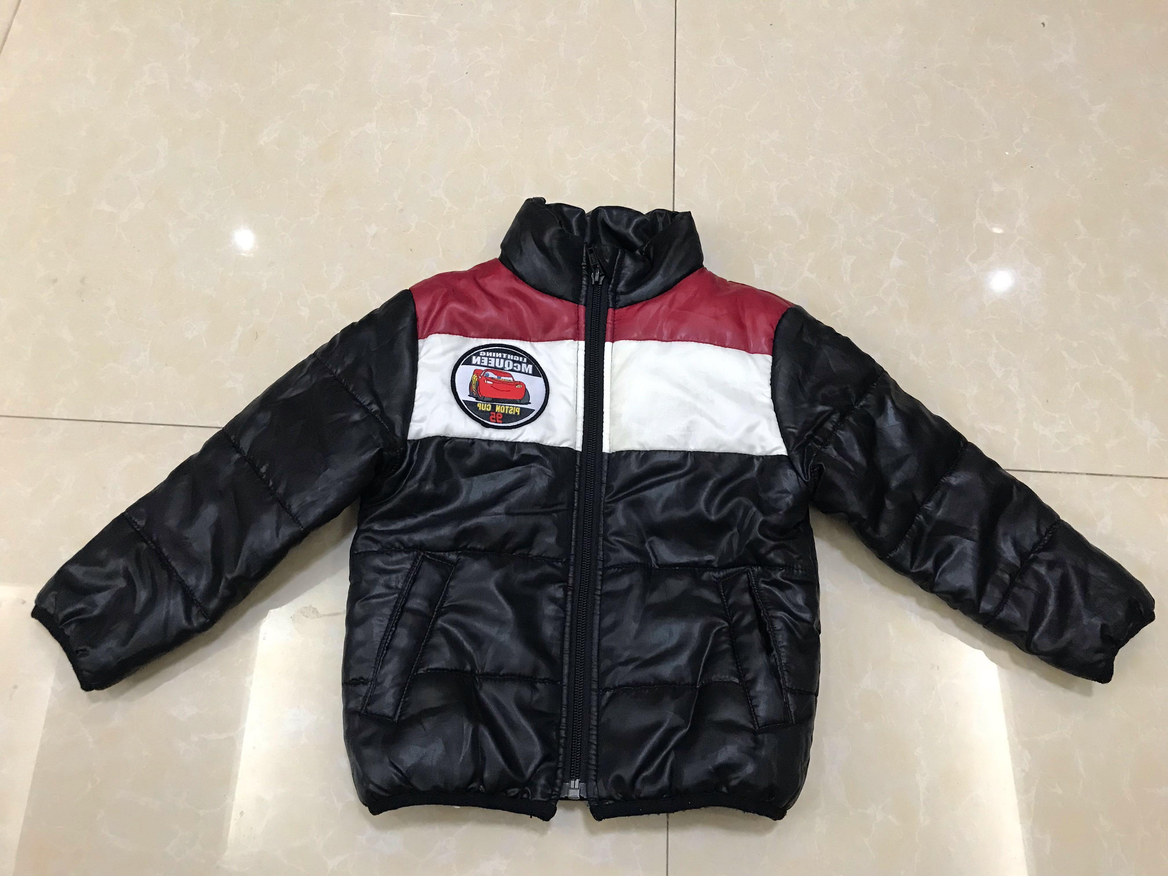 a3915cdb0 Cars winter jacket for kids