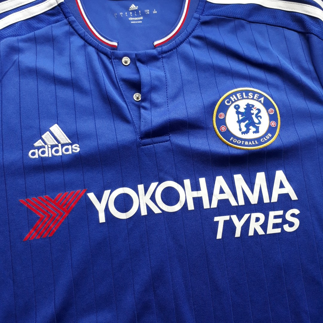 best authentic 2e99e c1f2d Chelsea replica jersey