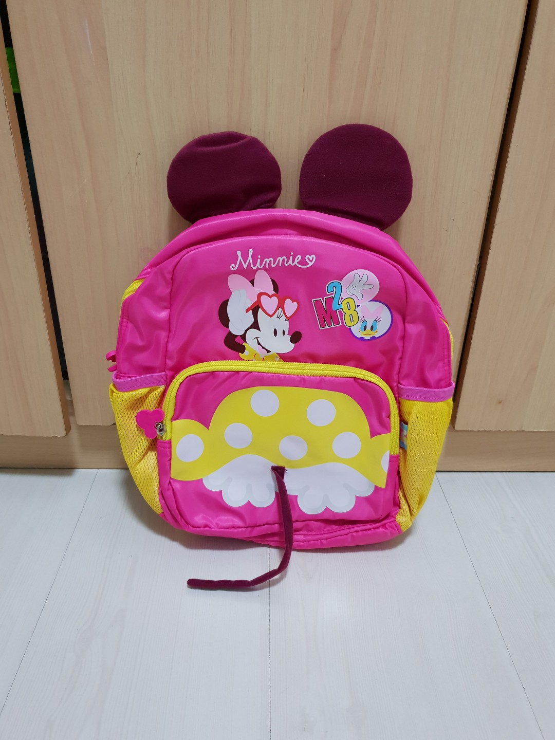 163f10748788 Disney Minnie Mouse Backpack