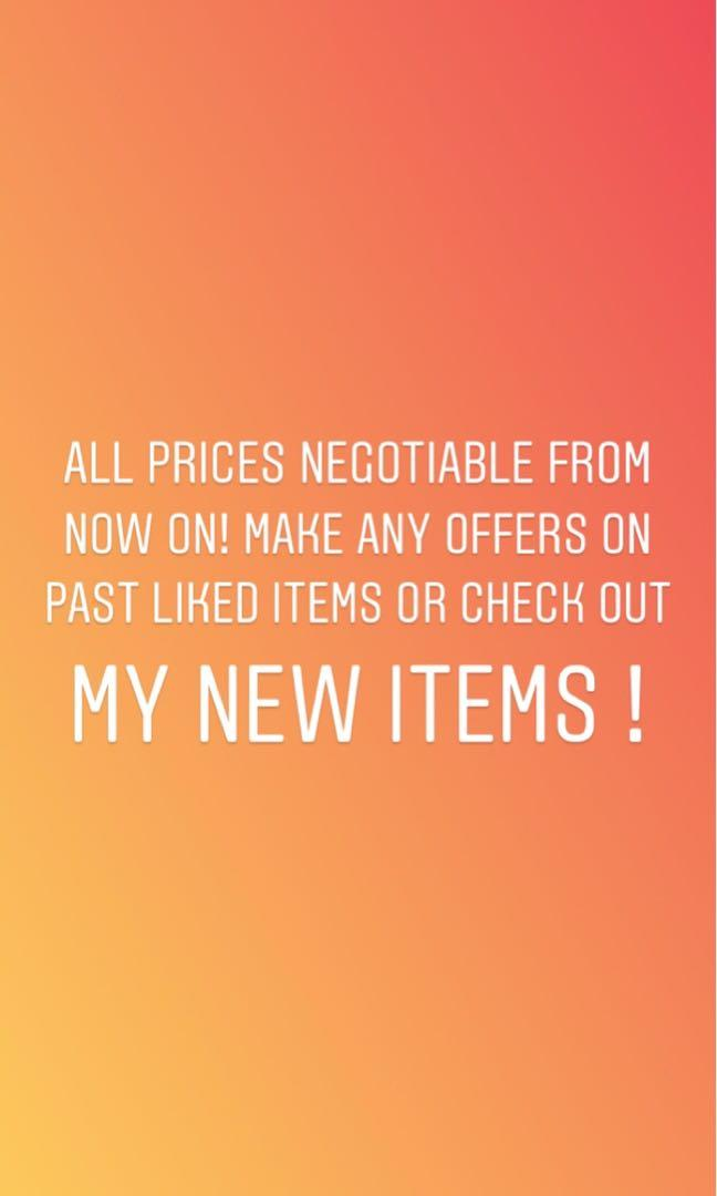 Everything Must Go!