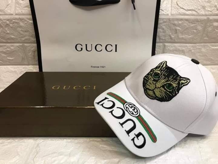 GUCCI CAP ✓Authentic quality ✓ with box and paper bag fd6c9cd4575
