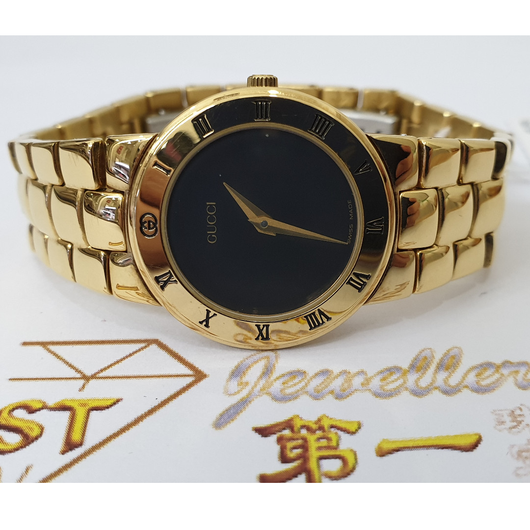 d46ff420f23 GUCCI LADIES WATCH M 3300.2.L
