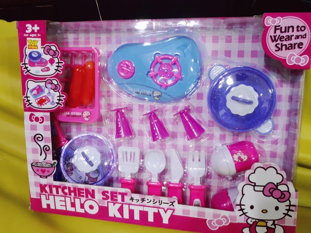 Hello kitty kitchen sets