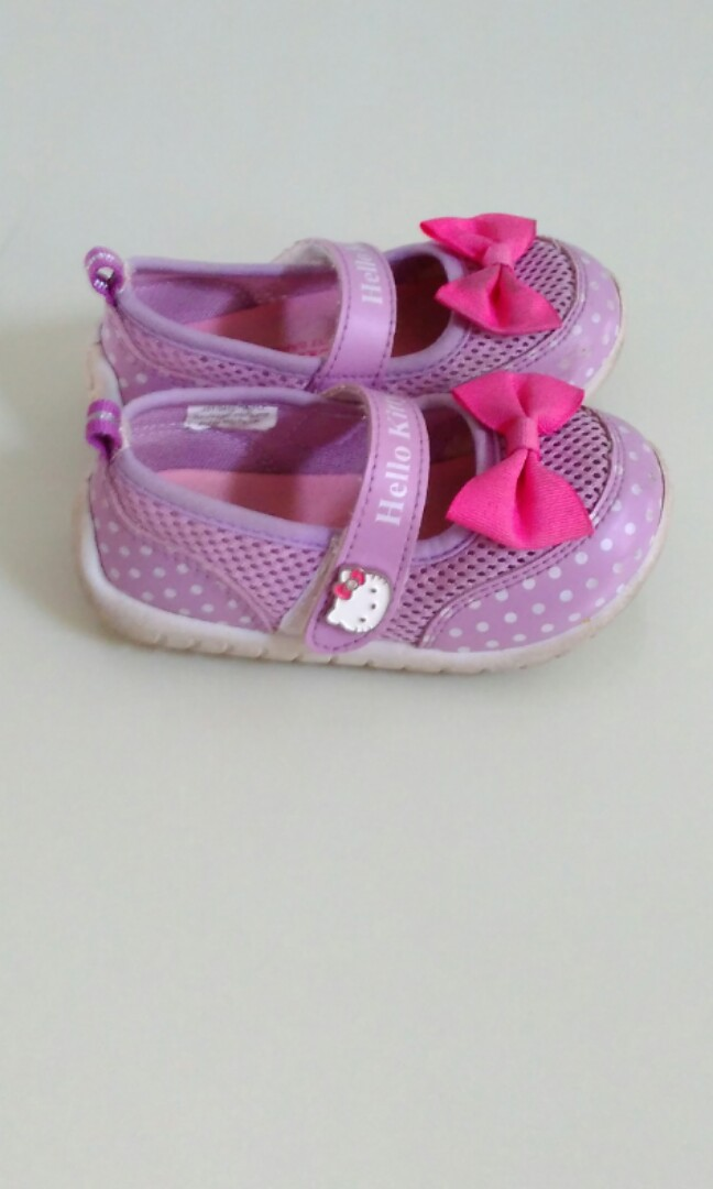 9ddd08a17 Hello kitty shoes for girls 1-2 yrs old, Babies & Kids, Babies ...