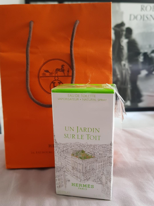 4e7141f7bf9 Hermes Un Jardin Sur Le Toit Eau De Toilette