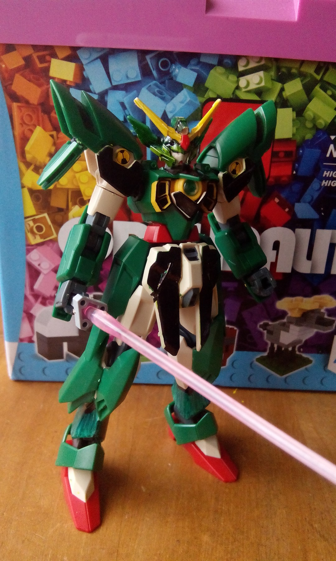 14+ Wing Gundam Fenice Rinascita Hg Wallpapers