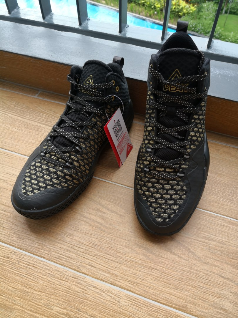 e42fefc9 In Stock] Peak Louis Williams Streetball Master basketball shoes ...