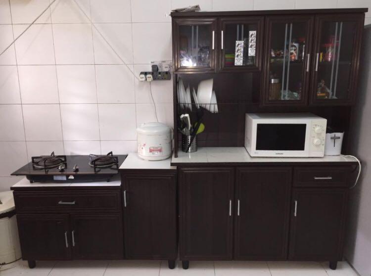 Kitchen Cabinet Kabinet Dapur Murah