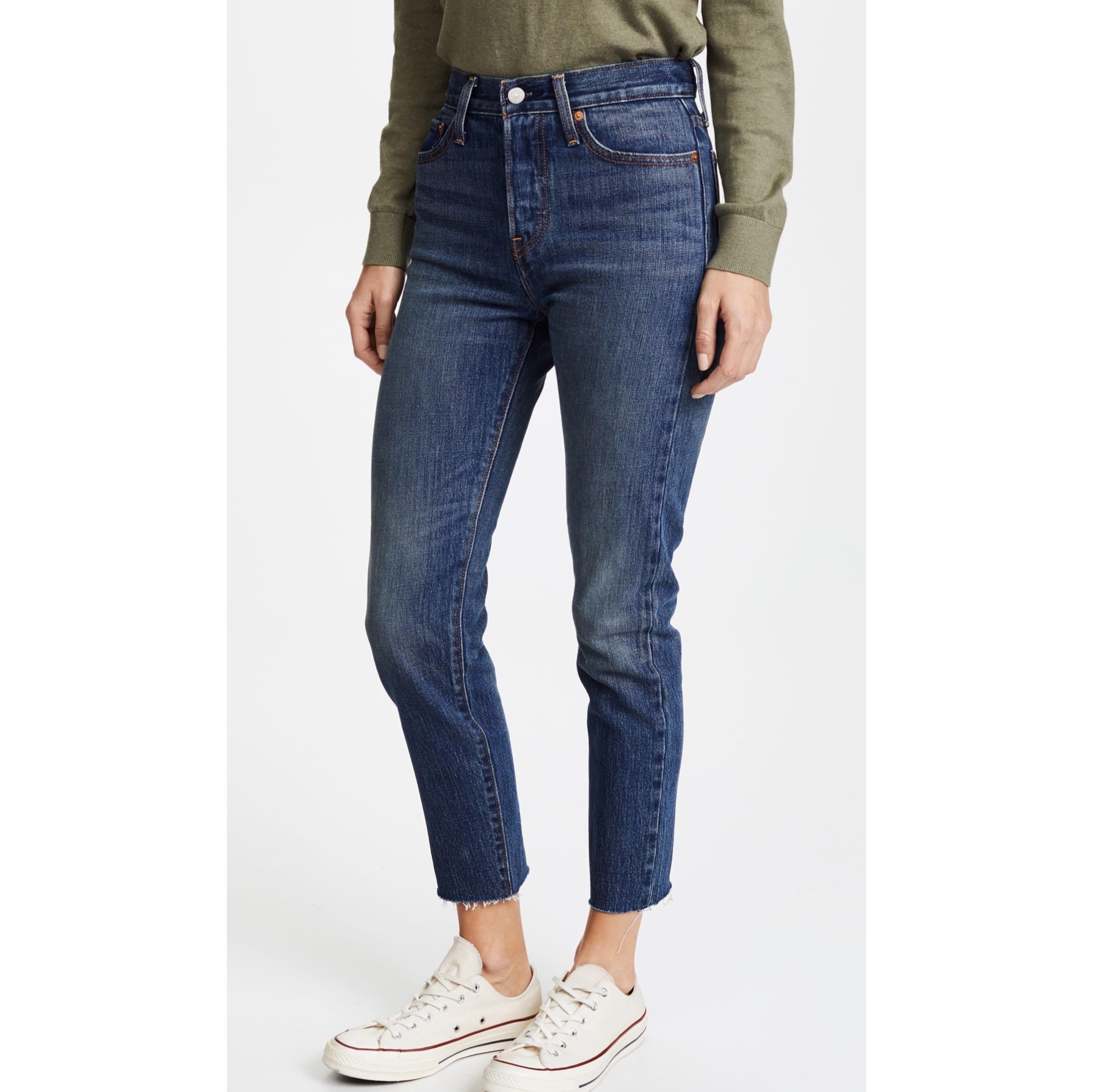 Levi's Wedgie Jeans (27)