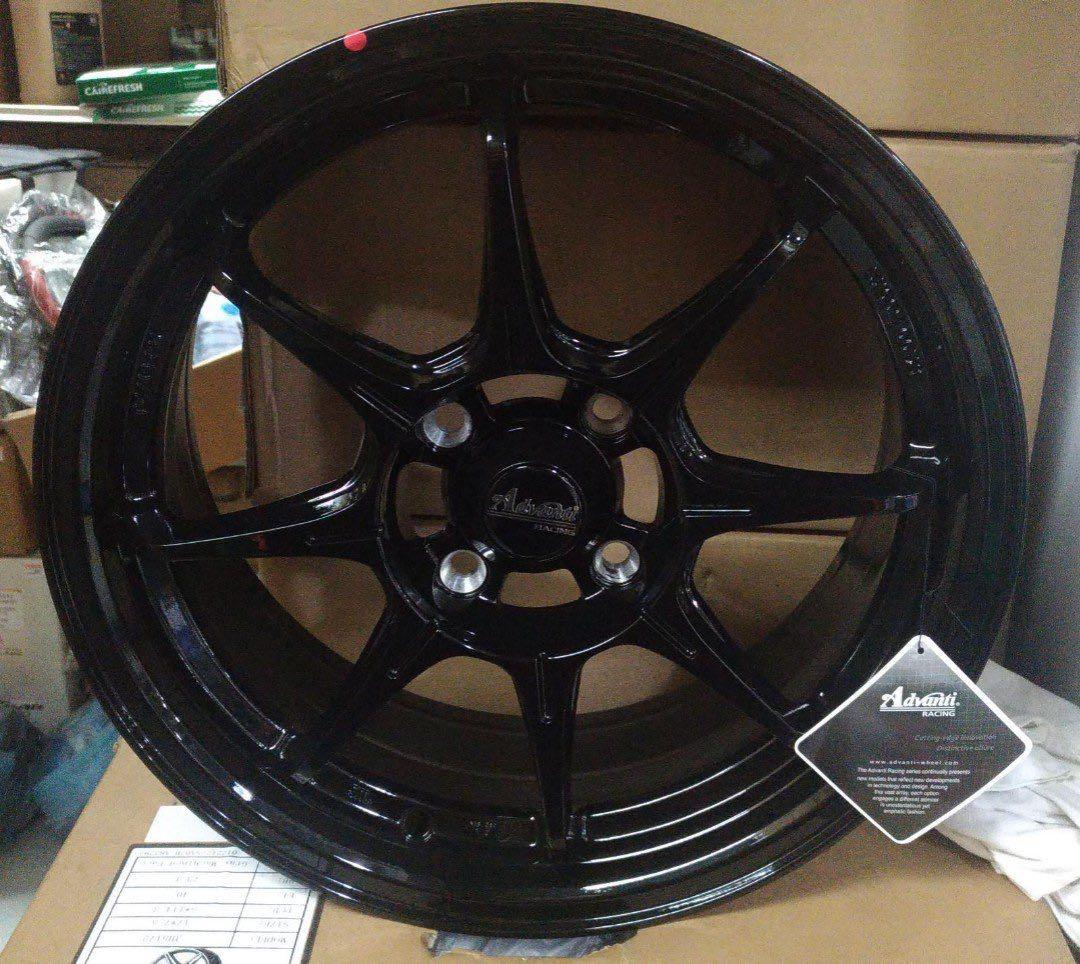 """Lightweight 15"""" Advanti Racing Wheel (Previously known as 風雲)!"""